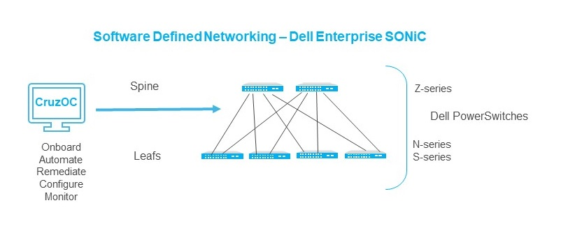 CRUZ SOFTWARE DEFINED NETWORKING