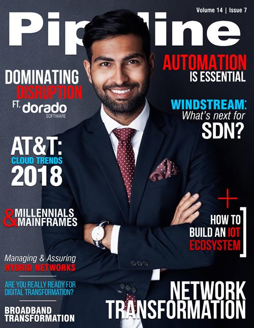 "PIPELINE Magazine ""Dominating Disruption: Featuring Dorado Software"""